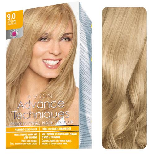 Avon Advanced Techniques Professional Hair Colour: BUSTED ...