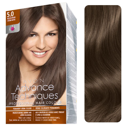 Avon Advanced Techniques Professional Hair Colour: BUSTED ...