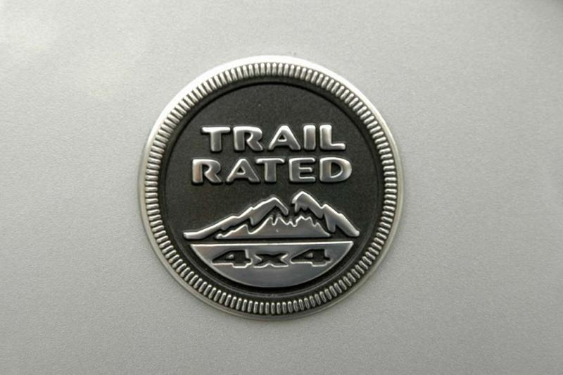 Jeep Trail Rated