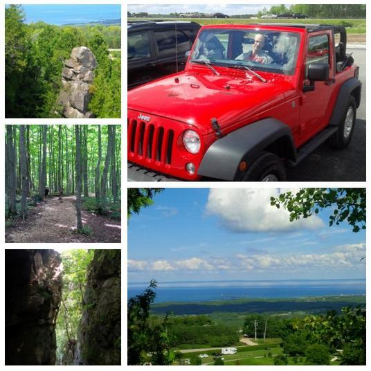 2014 Jeep Wrangler Collingwood