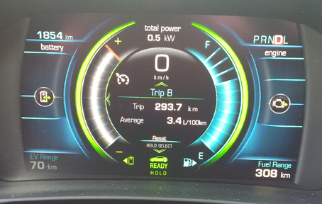 2016 Chevrolet Volt Hold Mode - Considering an electric car? Put the Chevy Volt up on your list. Here's some of the great features that come with the 2016. | Cars | YummyMummyClub.ca