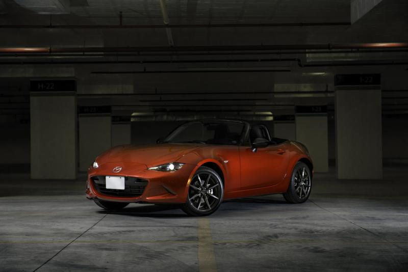 2016 MX5 side profile