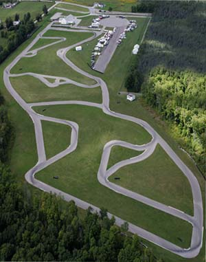 Bridgestone Racing Academy development track