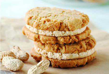 Butter Baked Goods Vancouver Peanut Butter Sandwich Cookie