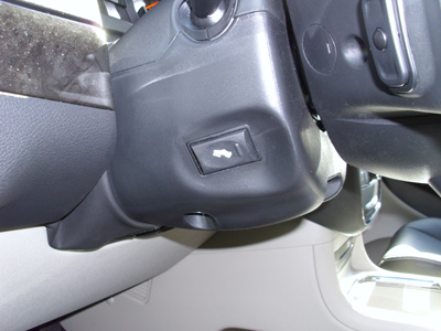 Dodge Caravan Pedal Adjustment