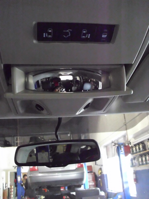 Dodge Caravan Conversation Mirror