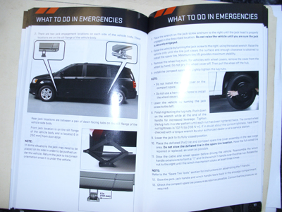 Dodge Caravan Owners Manual