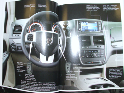 Dodge Grand Caravan Owners Manual Dash