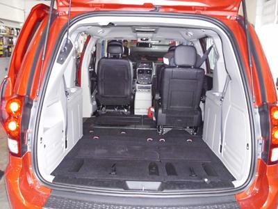 2008 dodge grand caravan seat removal