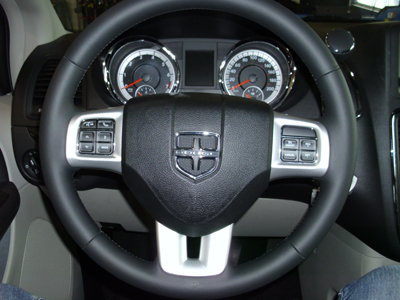 Dodge Grand Caravan Steering Wheel