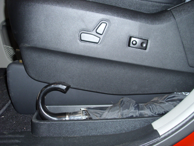 Dodge Caravan Umbrella Holder