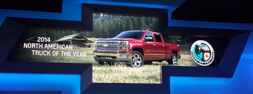 Chevrolet Silverado 2014 Truck of the Year
