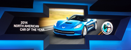 Chevrolet Corvette Stingray 2014 Car of the Year