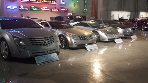 GM Heritage Center Cadillac