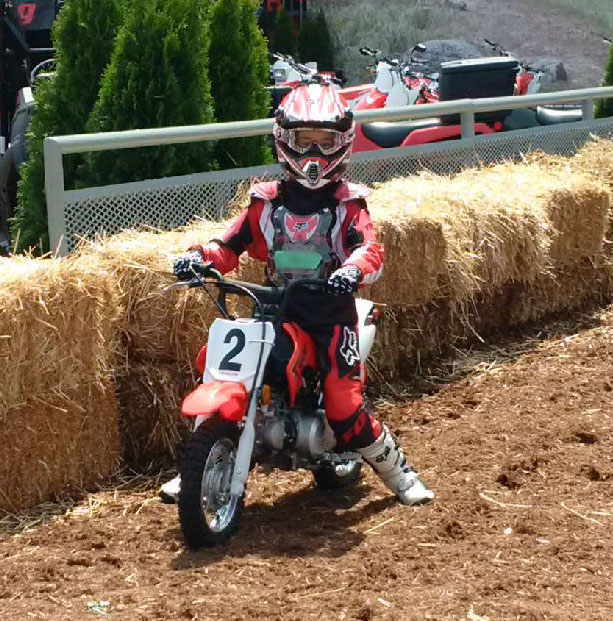 Junior Red Riders 50cc