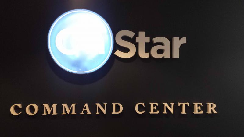 OnStar Command Centre