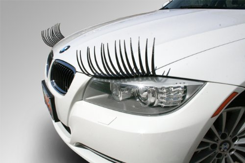 Car Accessory eyelashes