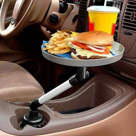Car Accessory Serving Tray