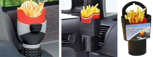 Car Accessory French Fry Holder