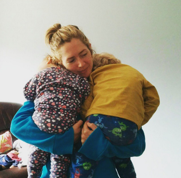 I Snuggle The $hit Out Of My Kids - Why I'm an Affection Junkie and I'm Not Afraid to Admit It | Parenting | YummyMummyClub.ca