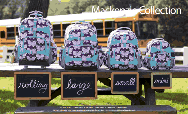 Back-To-School In Style With Pottery Barn Kids :: YummyMummyClub.ca