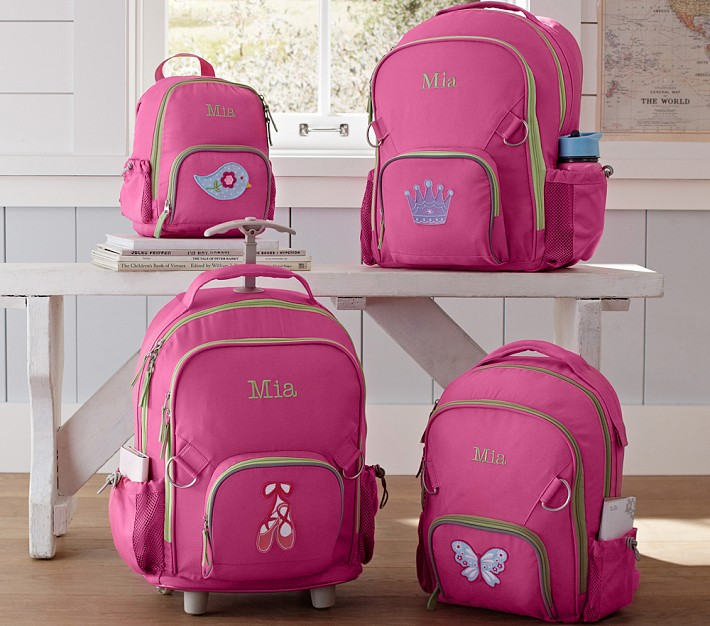 Back To School In Style With Pottery Barn Kids