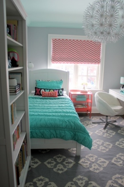 My first client reveal - Teenage beds for small rooms ...