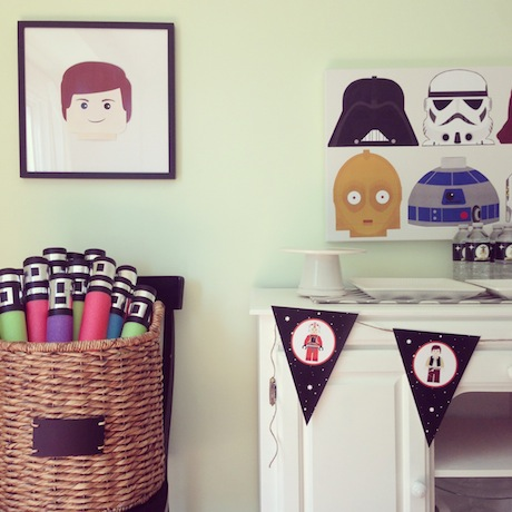 Plan A Star Wars Birthday Party For Your Kids
