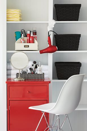 Cool Well Go Crazy If We Hear One More Commentator Squawking On About Boutique Hotel This Or Hotel Style  At Homesense Or Chapters Indigo For Sensibly Priced, Welldesigned Options Adding Shelving For Bales Of Fluffy Towels Will Give Your