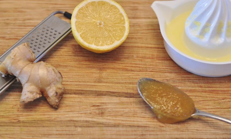 NeoCitran, homemade, homemade NeoCitran, cold and flu, lemon, honey, ginger, recipes, drinks, hot drink recipe, Around The Table