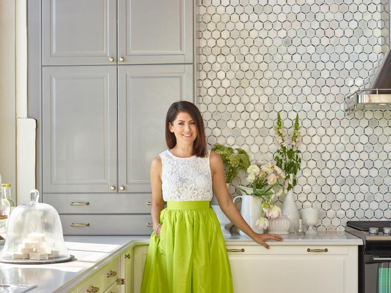 Celebrity interviews, IKEA kitchens, Lynn Crawford, Scott McGillivray, Jessi Cruickshank, Jillian Harris, kitchen renovation, Around The Table, katja wulfers
