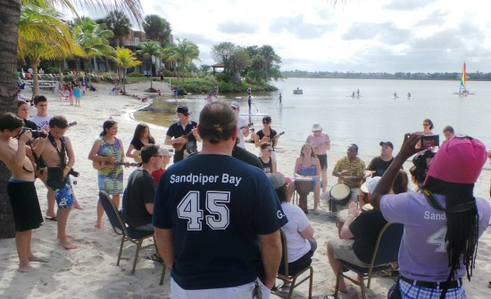 Club Med Music Program Sandpiper Bay