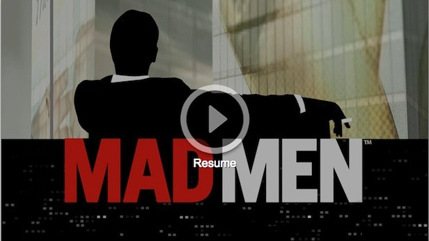 Mad Men on Netflix