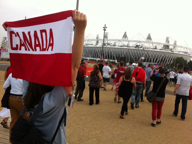 Canada at Olympic Mall