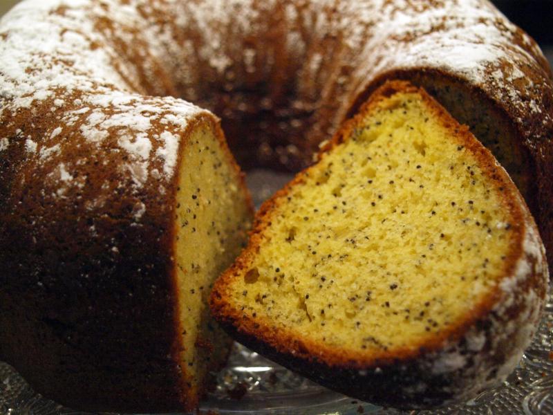 Lemon Poppy Seed Bundt Cake Yummymummyclub Ca