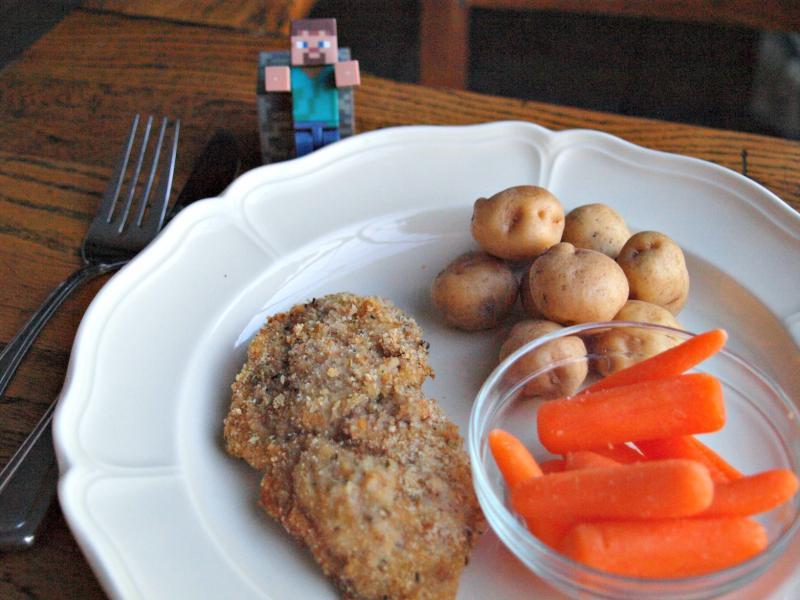 Minecraft pork chop dinner yummymummyclub forumfinder Image collections