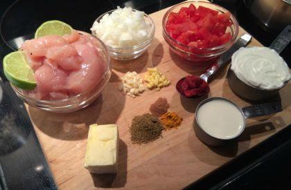 3 Step Super Easy Butter Chicken YummyMummyClubca