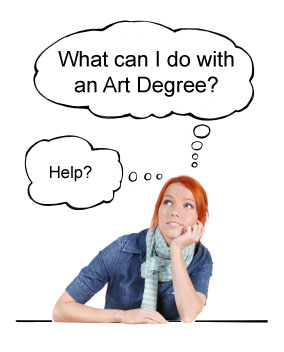 What can I do with an art degree?