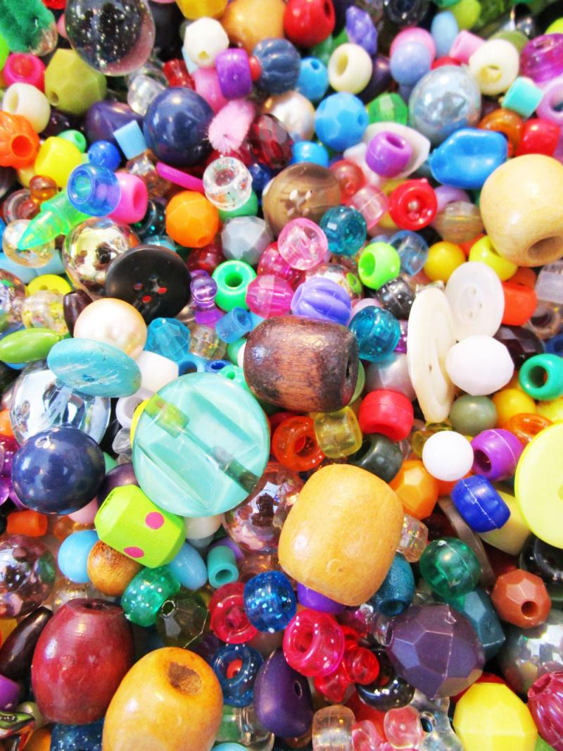 Beads are awesome