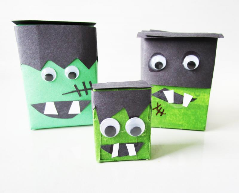 6 Boo Tiful Halloween Crafts For Your Kids Yummymummyclub