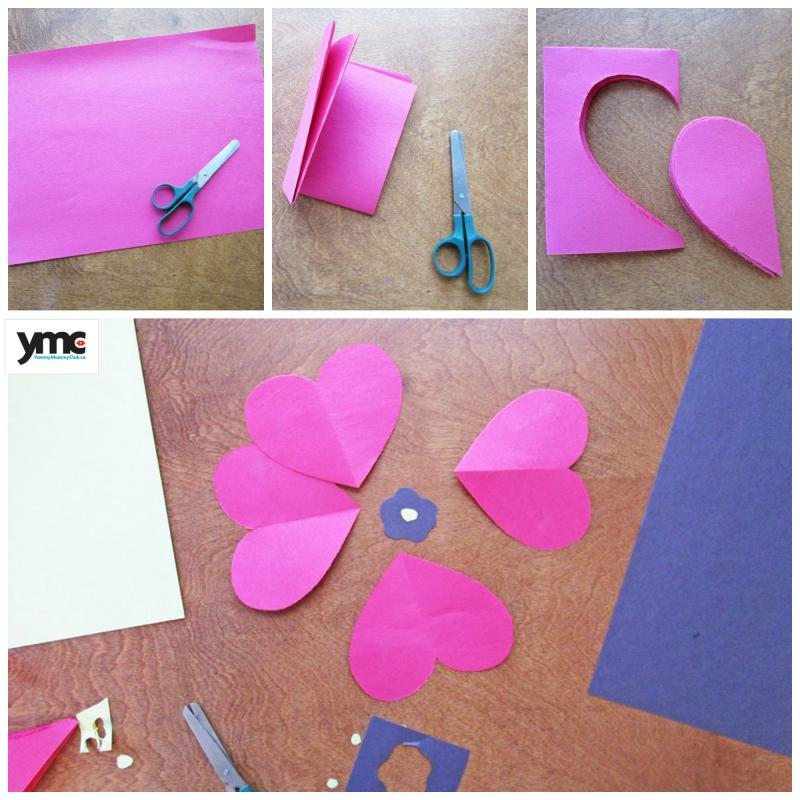 Make poppies out of construction paper.