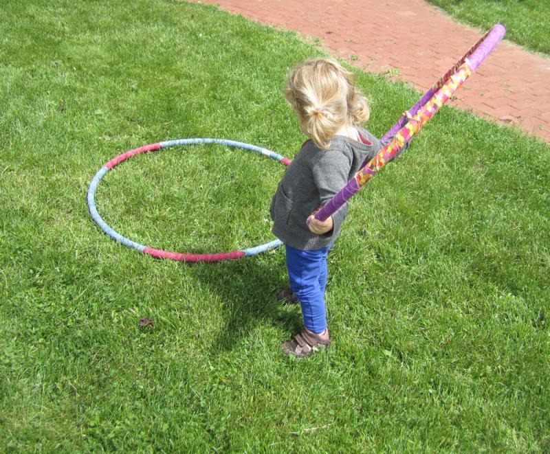 Hula hoop!