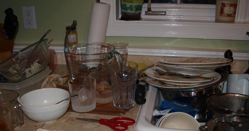 A Day's Worth of Dishes