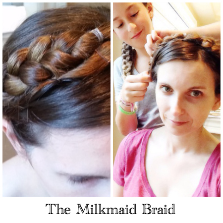 quick and easy 5minute braids for busy school mornings
