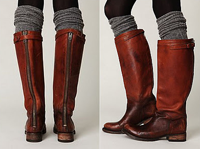on feet at outlet on sale new list Sock Trend: Under Boots, Over Jeans :: YummyMummyClub.ca