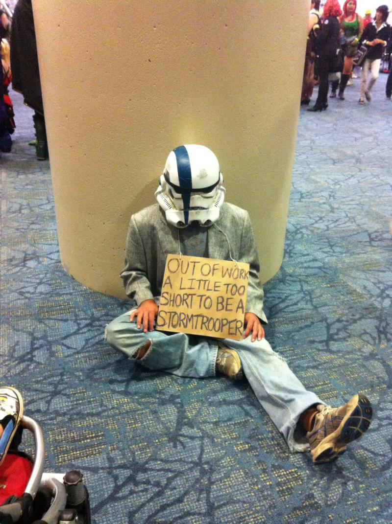 7 diy halloween costumes from fan expo canada yummymummyclub storm trooper fan expo solutioingenieria Image collections