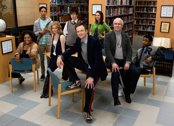 NBC-Community-cast